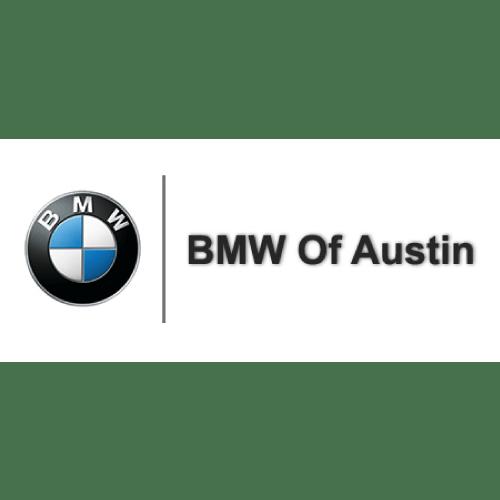 Logo bmw of austin